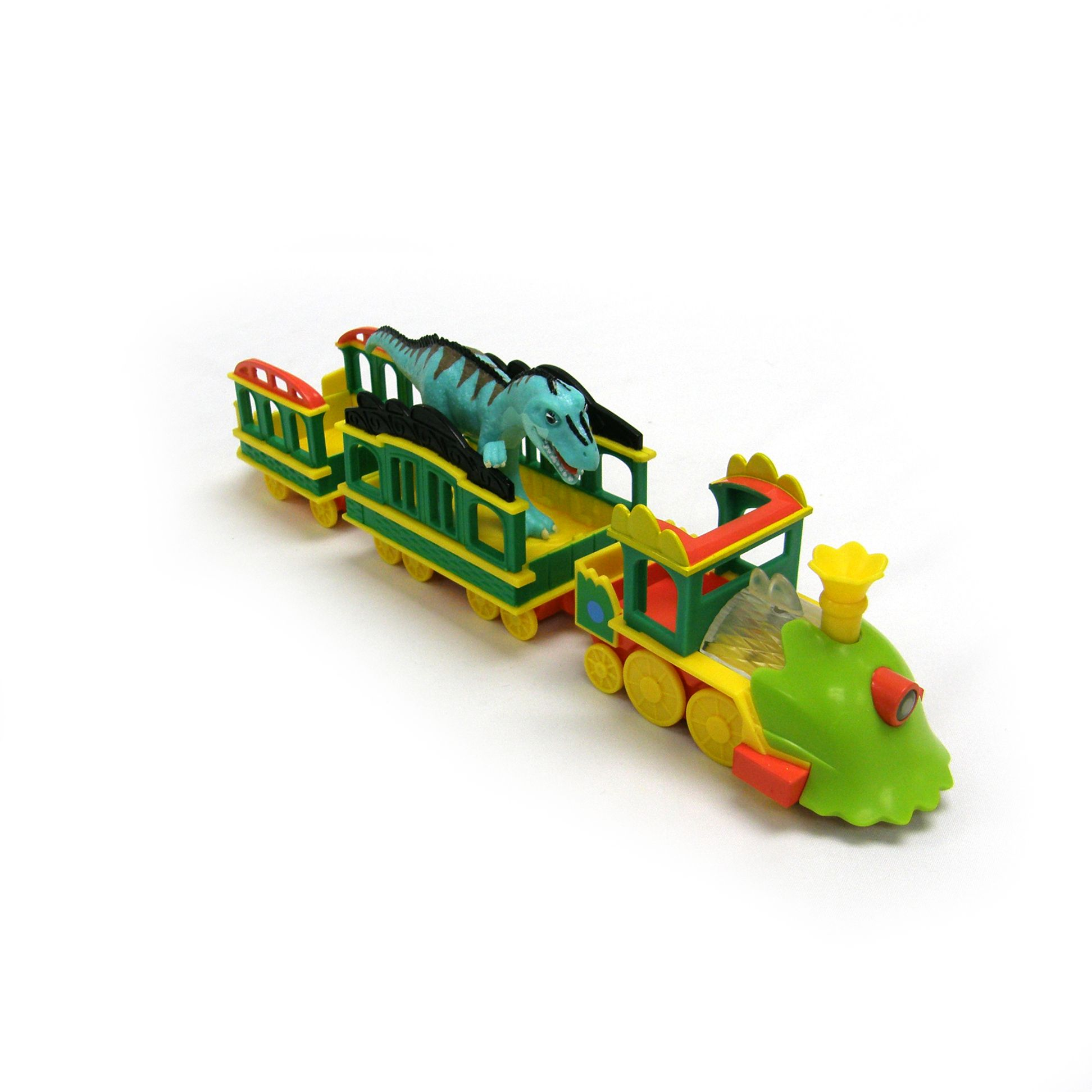 Dinosaur Train 3 Car Train w/Sound and Lights Collector Set