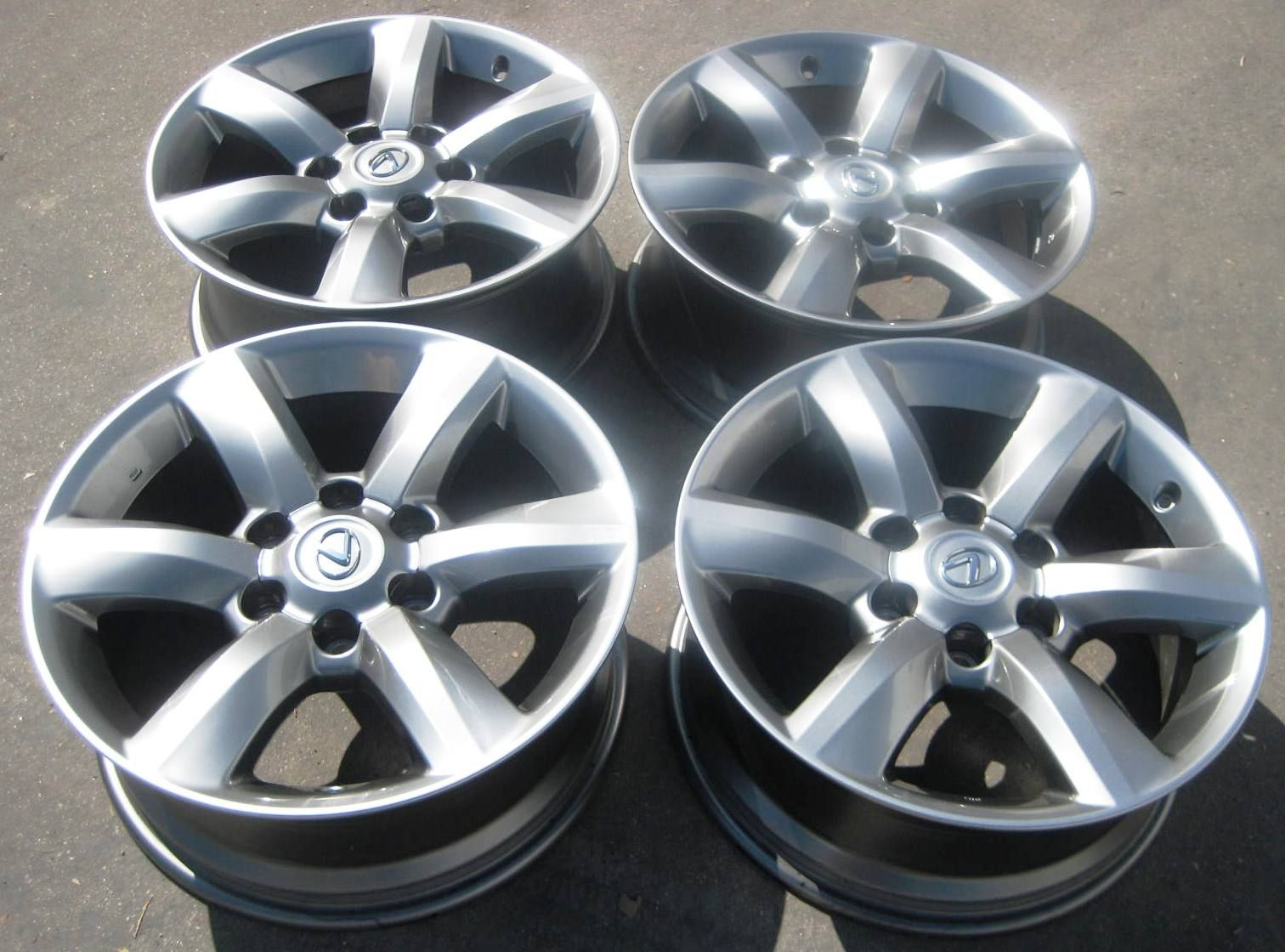 FACTORY LEXUS GX460 GX470 TUNDRA OEM WHEELS RIMS SEQUOIA T100 4RUNNER