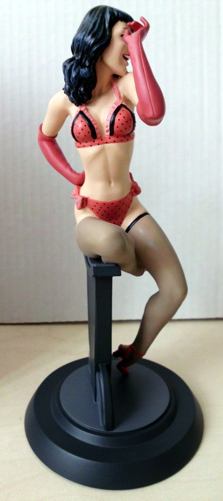 BETTIE PAGE Statue Girl of our Dreams Figur by K.Melton